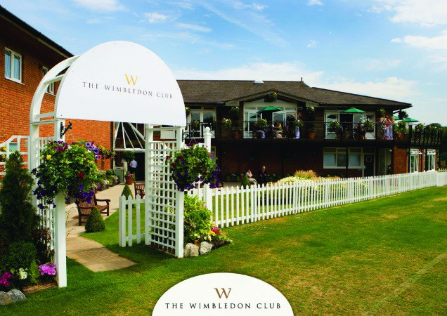 The wimbledon club hospitality packages