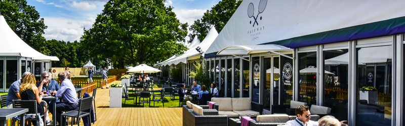 Fairway Village Wimbledon Packages 2018