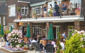 Corporate Hospitality at the Wimbledon Lakeview Restaurant