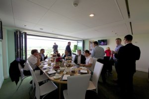 Corporate Hospitality at the Wimbledon Skyview Suites